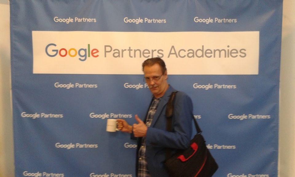 Jaime Jalón Google Partners Academie
