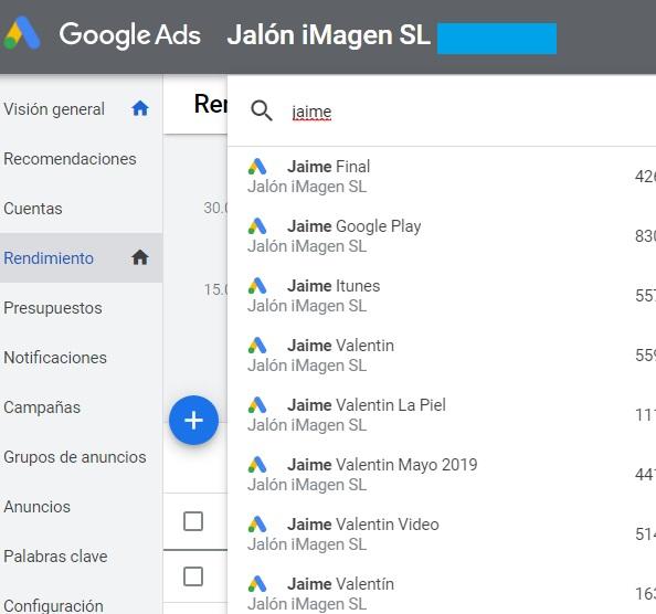 Agencia SEM Google™ Partner